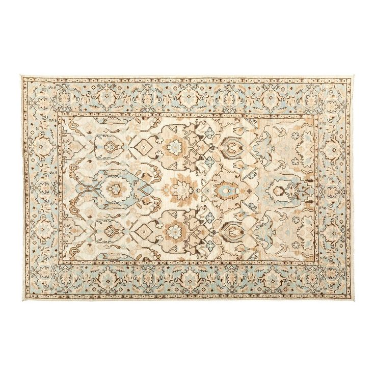 For thousands of years, the tradition of hand-knotting rugs has passed from generation to generation. Because each knot is made by hand, rugs of this type are truly one-of-a-kind and can take months to complete. Due to high knot-per-square-inch counts, hand-knotted rugs are extremely durable and last for years. These rugs are most commonly made of wool, which is known for its strength, comfort, and durability. Resistant to mold, moisture, and dust mites, wool is hypoallergenic as well.