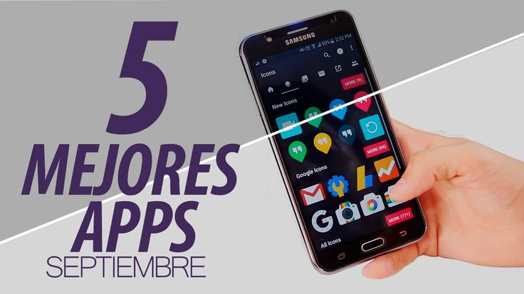 cool TOP 5! MEJORES APPS GRATIS PARA ANDROID: SEPTIEMBRE Check more at http://gadgetsnetworks.com/top-5-mejores-apps-gratis-para-android-septiembre/