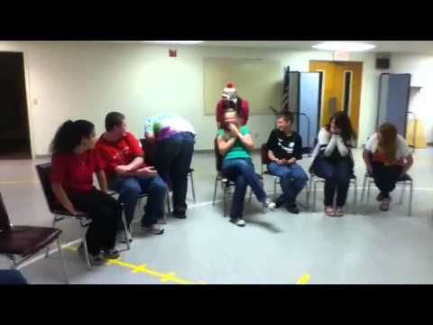 Are youth group games and activities And have