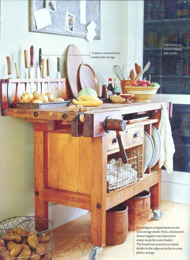 64 best antique workbench images on pinterest ikea kitchen island as a mobile workshop bench ikea