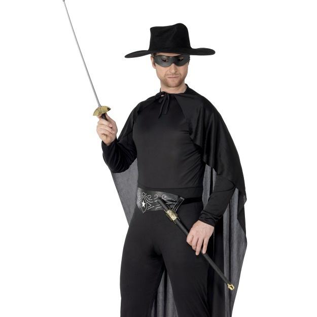 Rapier Sword and Eyemask