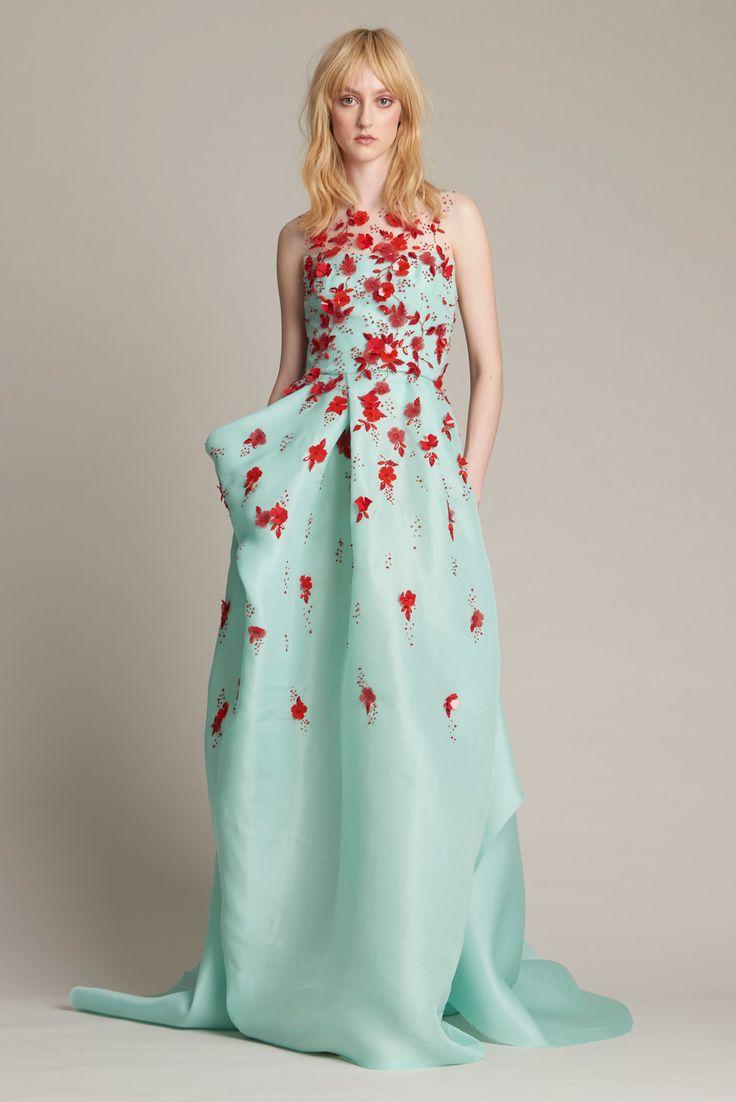 553 best Monique Lhuillier images on Pinterest | Wedding frocks ...