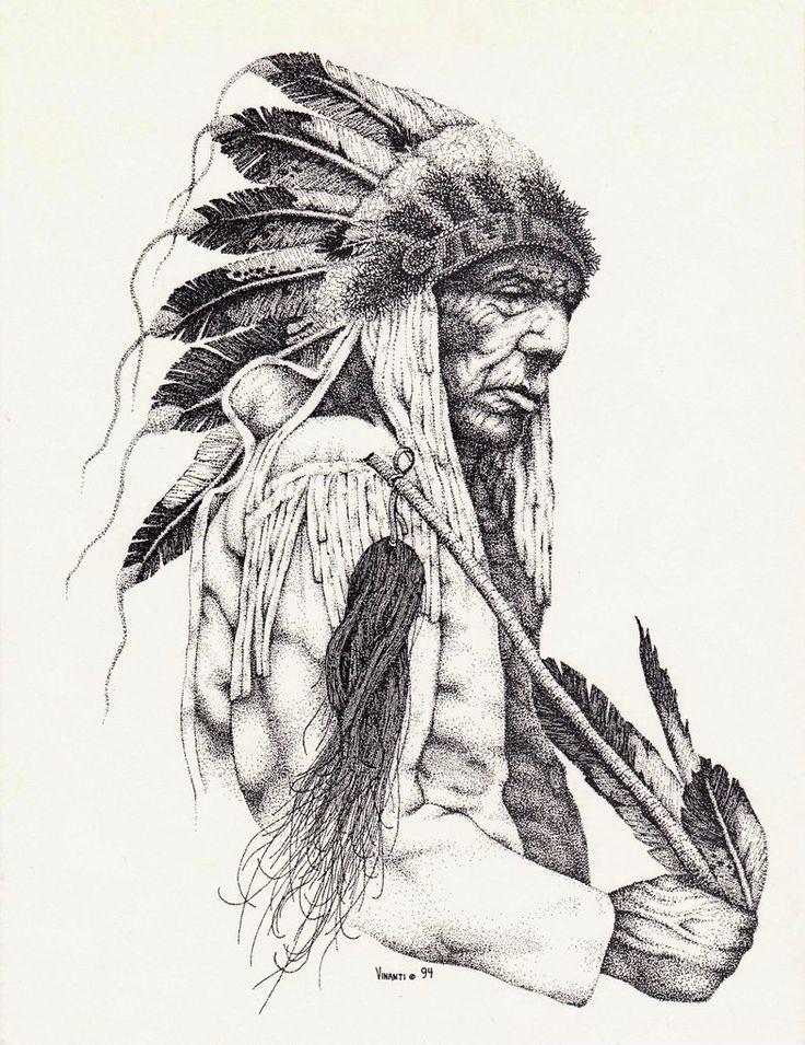 интернета наводнены графические картинки про индейцев первый