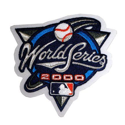 New York Yankees 2000 World Series Patch: New York Yankees MLB World Series Patch - 2000… #SportingGoods #SportsJerseys #SportsEquipment