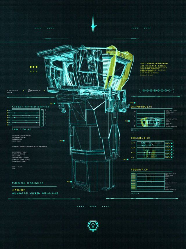 Nova Prison Tower Screen. Guardians of the Galaxy Display  © 2014 Marvel Guardians of the Galaxy