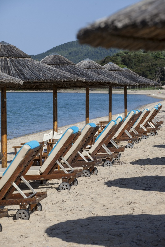 Hotel in Chalkidiki, Greece