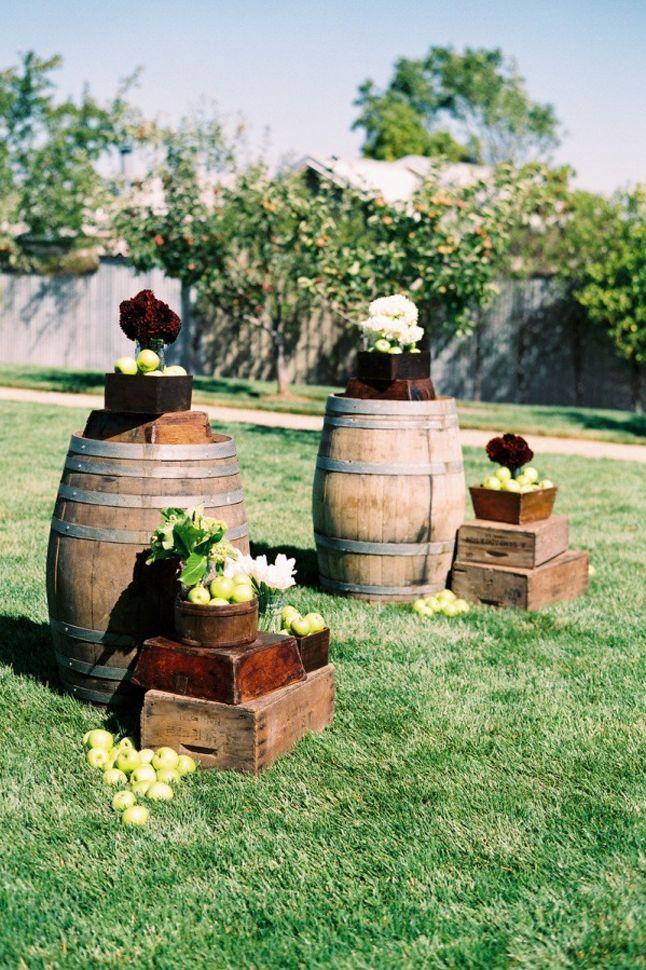 les 25 meilleures id es concernant autels de mariage sur. Black Bedroom Furniture Sets. Home Design Ideas