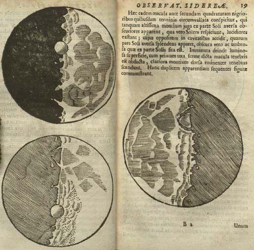 astronomy sketch galileo - photo #8