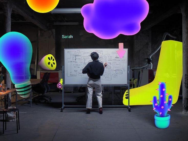 Apple announces augmented reality art classes | ZDNet | Augmented reality art, Augmented reality ...