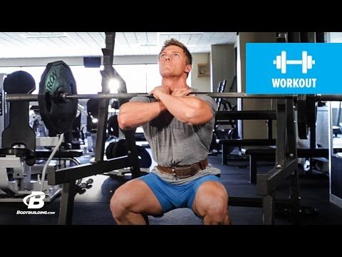 Leg Anatomy & Training Program | Built By Science - YouTube