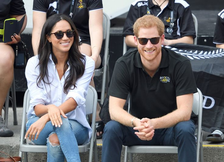 There's a Teeny-Tiny Chance That Prince Harry and Meghan Markle Are Already Engaged