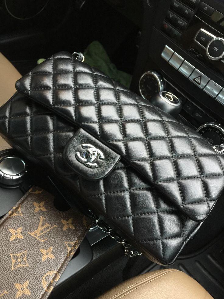 Chanel, LV & MB