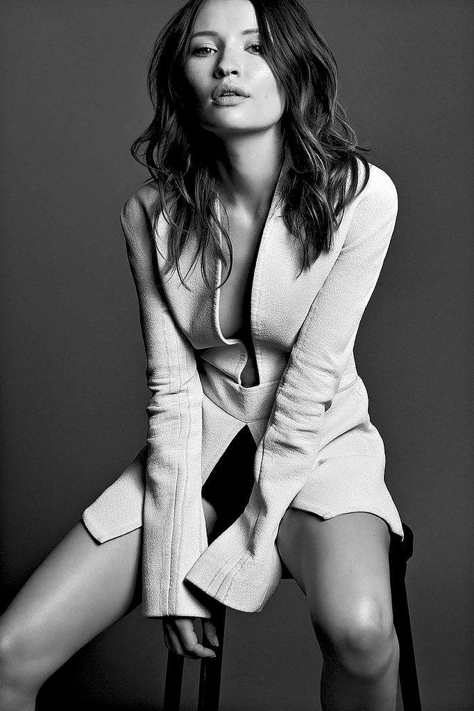 Эмили Браунинг — Фотосессия для «V» 2014 – 1