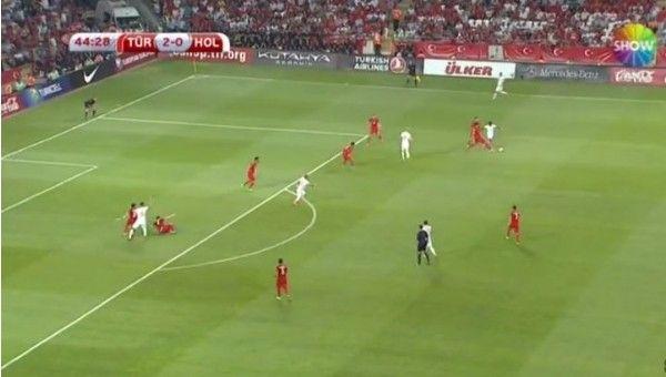 Türkiye Hollanda maçı kaç kaç?