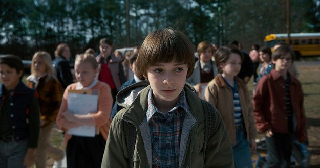 """Take A Look At These Brand New Photos Of """"Stranger Things"""" Season 2"""
