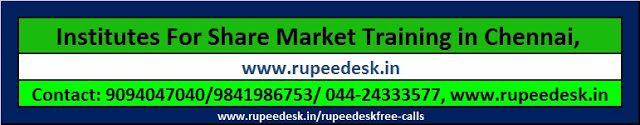 Stock Market Training - Chennai: Institutes for share Market Training in Chennai