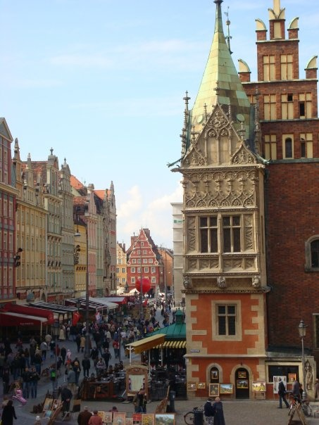 Wroclaw Just Landed Here Dom House Pinterest