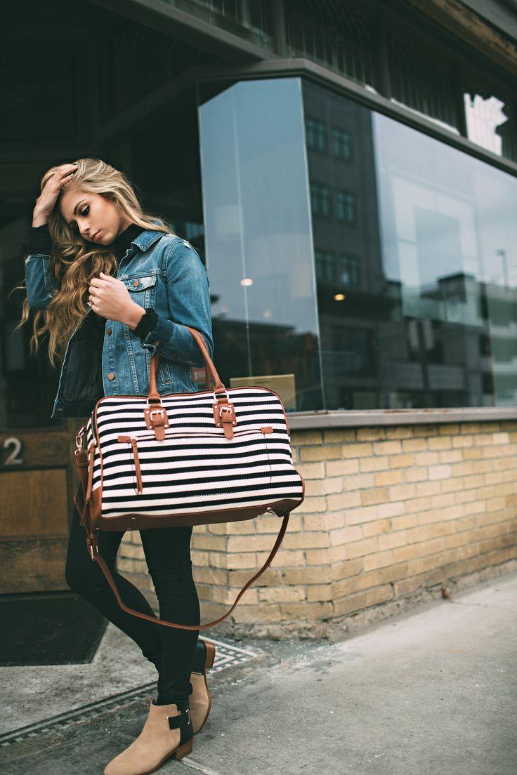 Sole Society Weekender Bag #travel #fashion #womensfashion