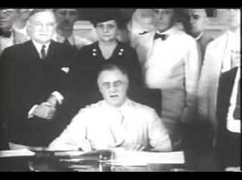 10 Major Accomplishments of Franklin D. Roosevelt