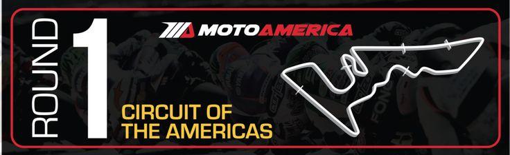 MotoAmerica, Circuit of The Americas