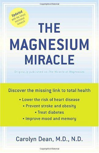 The Magnesium Miracle #Magnesium #Health #ImportantSupplement