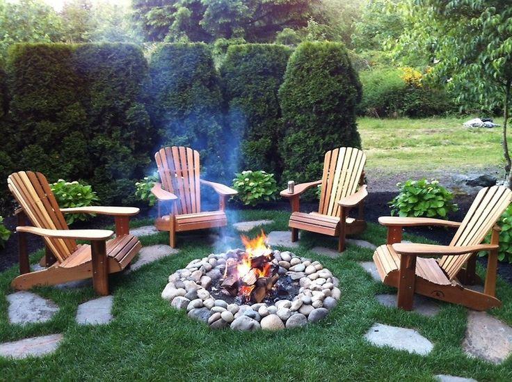 sloped backyard landscaping cozy backyard backyard fire pits backyard