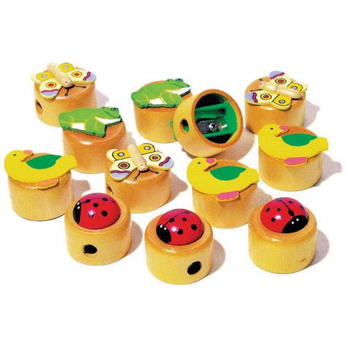 Assorted Pencil Sharpeners - childrens party bag filler