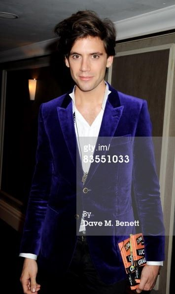 Mika @ the Music Industry Trusts' Awards at the Grosvenor House Hotel on Nov 3, 2008 in London, England
