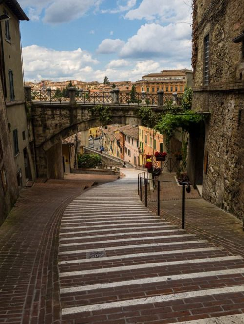 Perugia / Italy (by Pepyn Thysse).