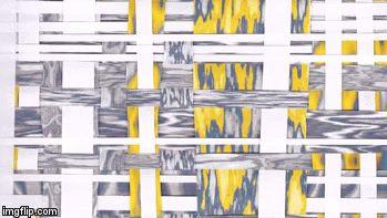 colour my brain yellow, collage art by gurgel-segrillo