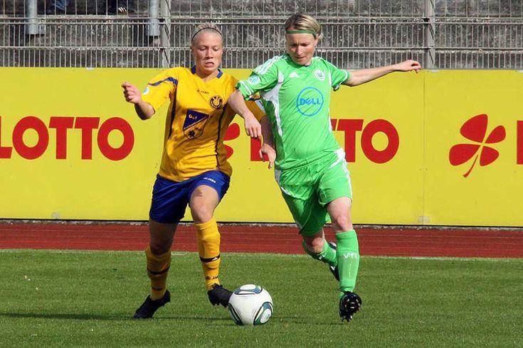 12. Oktober 2011, Frauen-Bundesliga, VfL Wolfsburg - 1. FC Lokomotive Leipzig 5:1