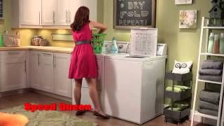Speed Queen Laundry Appliances - Made in USA.  See it all on our You Tube Channel - https://www.youtube.com/playlist?list=PLG3w6keL1NGFGuxYvp9Q5nOO3VaW8w64c