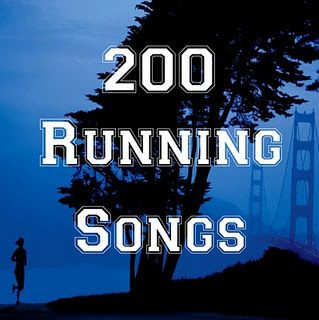 running songs. Some great ones, adding to my workout playlist to go
