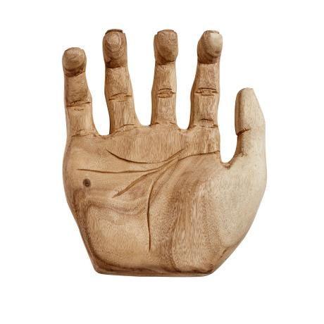 Bowl Hand Suar Nature