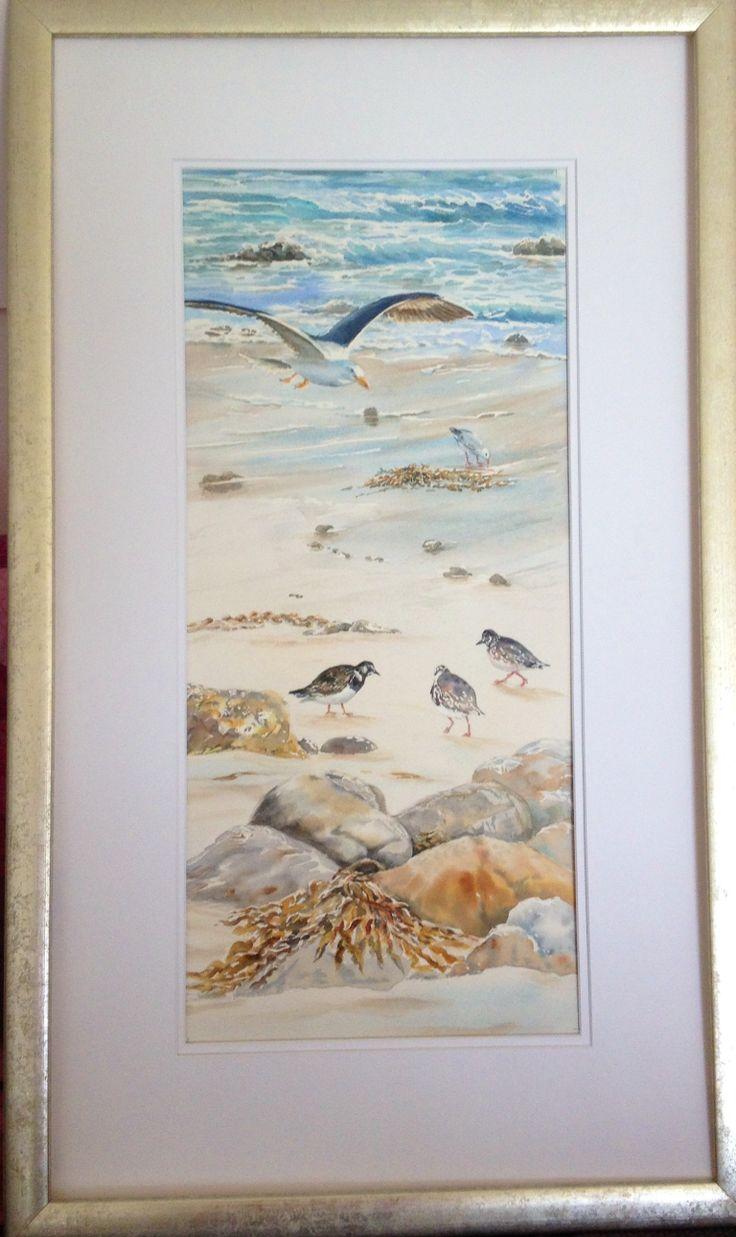 'Pacific Gull' by Liz Butcher