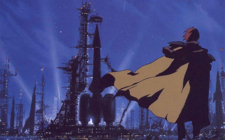 Outlaw Star anime wallpaper
