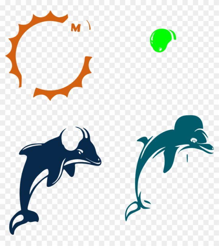 Miami Dolphins Logo Svg Clip Art Miami Dolphins Logo Your Design
