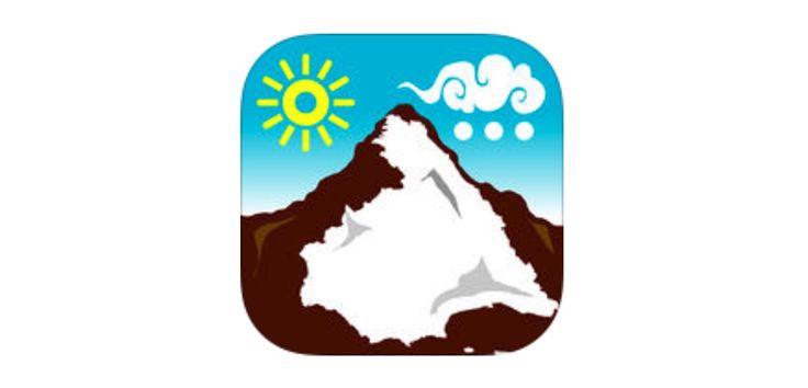 iMontaña es la mejor aplicación para conocer la predicción meteorológica de las montañas españolas - http://www.actualidadiphone.com/imontana-la-mejor-aplicacion-conocer-la-prediccion-meteorologica-la-montana/