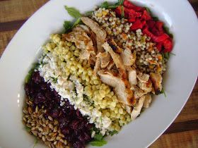 Wildflower Bread Company Chopped Salad Recipe