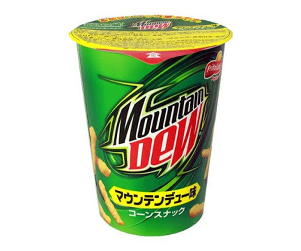 Mountain Dew Flavored Cheetos Cody would love this lol