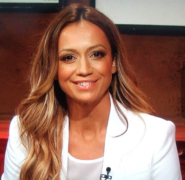 Kate Abdo - FS1 studio host