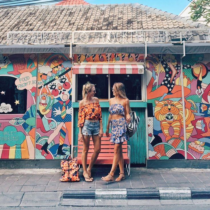 Sea Circus, Bali