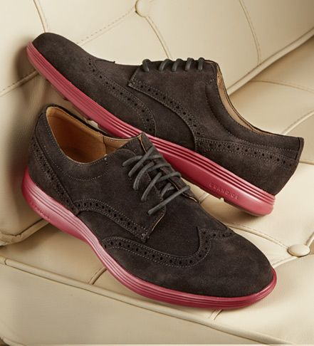 Cole Haan After Dark Grand Tour Oxfords
