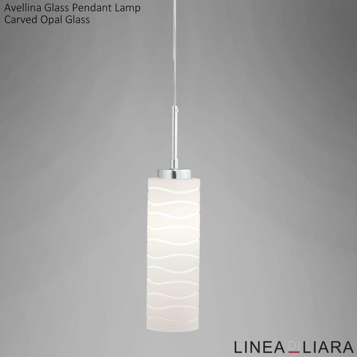 Avellina Glass Pendant Lamp