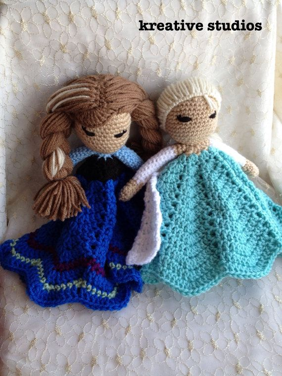 Hey, I found this really awesome Etsy listing at https://www.etsy.com/listing/188483278/elsa-anna-lovey-doll-and-blanket