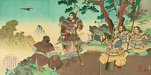 Japanische Mythologie – Wikipedia