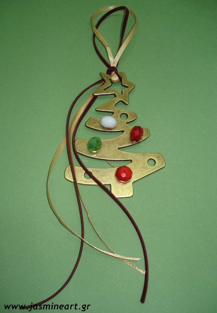 ΓΟΥΡΙ Christmas Tree - Χάντρες, Τιμή: 14 €