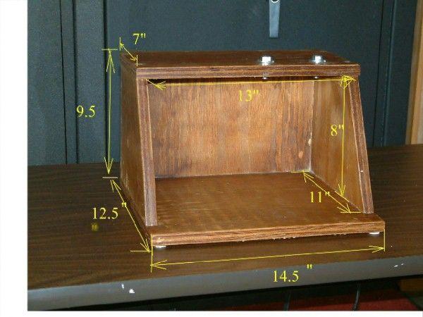 Portable Reloading bench - Saubier.com