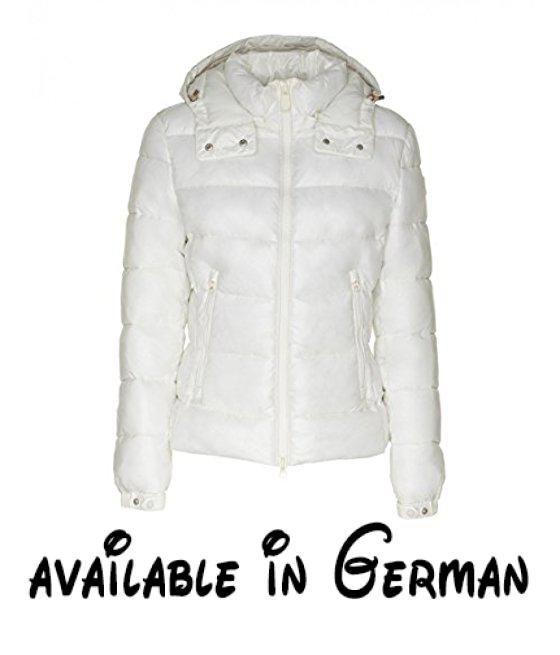 4d5093878c9d SAVE THE DUCK Damen Jacke Weiß Bianco Medium.  Apparel  OUTERWEAR ...