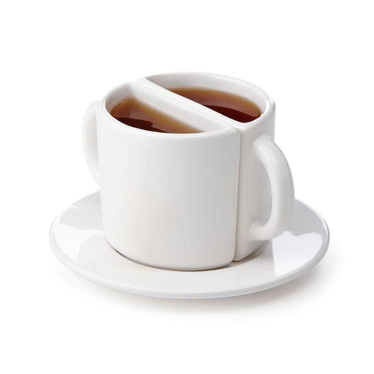 PORCELAIN TEA FOR TWO SET | Tea Cups, Tea Sets, Teacup Sets | UncommonGoods